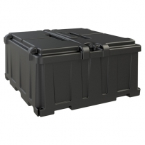 HM485 box for 2 batteries groupe 8D