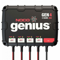 GEN4   CHARGEUR 4 BANKS 12V 10A AUTOMATIQUE