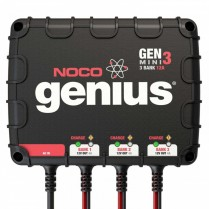 GENMINI3   CHARGER GENIUS MINI 3 BANK A BORD 12V 4A/BANK