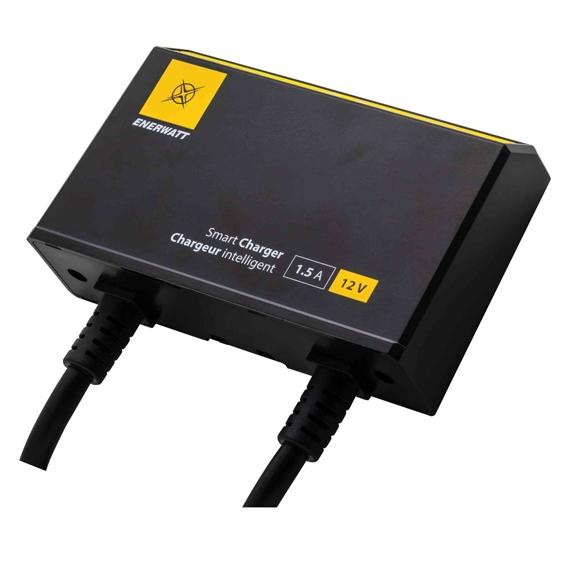 EWC12-1.5   Chargeur de maintient automatique 12V 1.5A