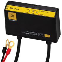 EWC12-1.5   AUTOMATIC MAINTAINER CHARGER 12V 1,5A