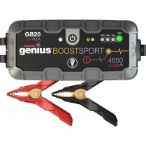 GB20   GENIUS BOOSTSPORT JUMP STARTER 12V 400A LITHIUM ION