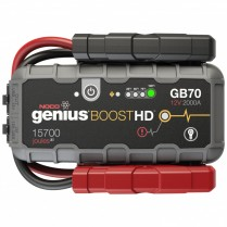 GB70   GENIUS BOOSTSPORT JUMP STARTER 12V 2000A LITHIUM ION