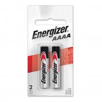 E96BP2   Pile alcaline AAAA 1.5V Energizer (paquet de 2)