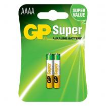 GP25A-C2   PILE ALCALINE AAAA 1.5V GP PK/2