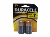 MN1300B2   BATT ALKALINE D DURACELL COPPERTOP C/2