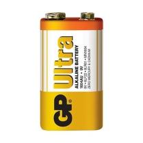 GP1604AU-5U1   PILE ALCALINE 9V GP ULTRA C/1