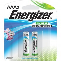 XR92BP2   ALK BATT ENERGIZER ECO-ADV AAA2