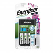 CH1HRWP-4   CHARGER NIMH AA/AAA ENERGIZER 1-HR 4X AA INCL.