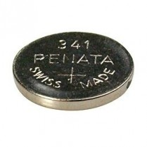 341   SILVER OXIDE BUTTON CELL 1.55V 341