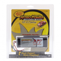 HR72   BATT TOY R/C NI-CD 7.2V 2000MAH