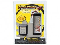HR72K   BATT TOY R/C NI-CD 7.2V 2000MAH W/CHARGE