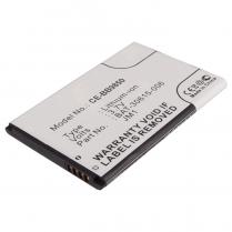 CE-BB9850   Pile de remplacement pour cellulaire Blackberry 1100mAh