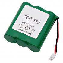 TCB-112   Cordless phone replacement battery Ni-Cd 3.6V 600mAh