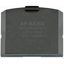 AP-BA300   Headset replacement battery Sennheiser Li-poly 3.7V 150mAh