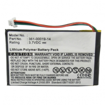 GPS-GAR1690   GPS replacement battery Garmin Li-poly 3.7V 1250mAh