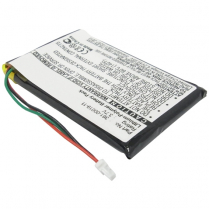 GPS-GAR200   GPS replacement battery Garmin Li-poly 3.7V 1250mAh
