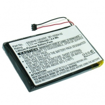 GPS-GAR3700   GPS replacement battery Garmin Li-poly 3.7V 1200mAh