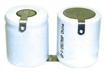 RAZ-3   Pile de remplacement pour rasoir Ni-Cd 2.4V 700mAh (2X 2/3SC)