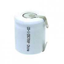 RAZ-4   Pile de remplacement pour rasoir Ni-Cd 1.2V 700mAh (1X 2/3SC)