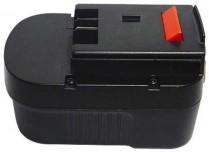 DR-5140 pile de remplacement pour outil sans fil Black & Decker Ni-Cd 14.4V 1.5Ah