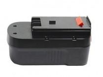 DR-5180 pile de remplacement pour outil sans fil Black & Decker Ni-Cd 18V 1.5Ah