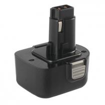 DR-5012RH pile de remplacement pour outil sans fil Black & Decker Ni-Mh 12V 2Ah