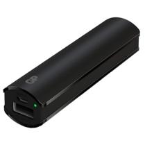 GPRC02ABBE-2FB1   BLOC-PILES/CHARGEUR USB 1A 2.5AH GP NOIR
