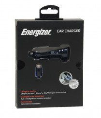 ENG-CCLB   CHARGEUR AUTO IP5/IPAD LIGHTNING 2.1A ENERGIZER