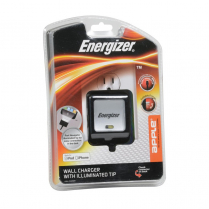 ENG-TRV001B   CHARGEUR MURAL IPHONE/IPOD 30-PIN ENERGIZER