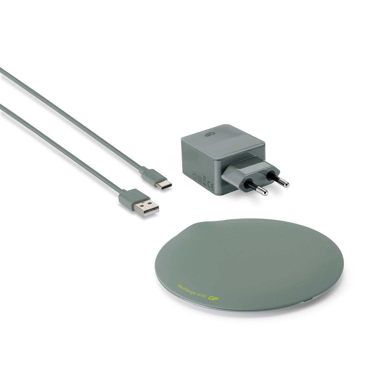 GPQP1AGR-2B1   Chargeur pour cellulaire a induction Qi (sans fil)