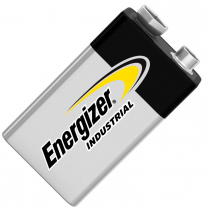 EN22   ALKALINE  INDUST BATT 9V ENERGIZER