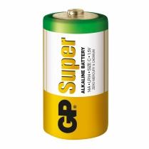 GP14A-2S2   Pile C alcaline 1.5V GP Super (vrac, 240 unités par boîte)