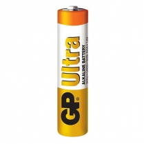 GP24AU-2S2  PILE ALCALINE AAA GP ULTRA VRAC (S/2)