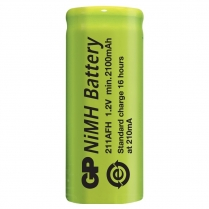 GP211AFH   NI-MH CELL 4/5A 2100MAH GP