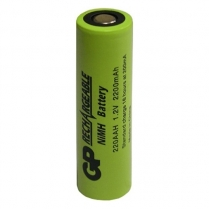 GP220AAH   NI-MH CELL AA 2200MAH GP