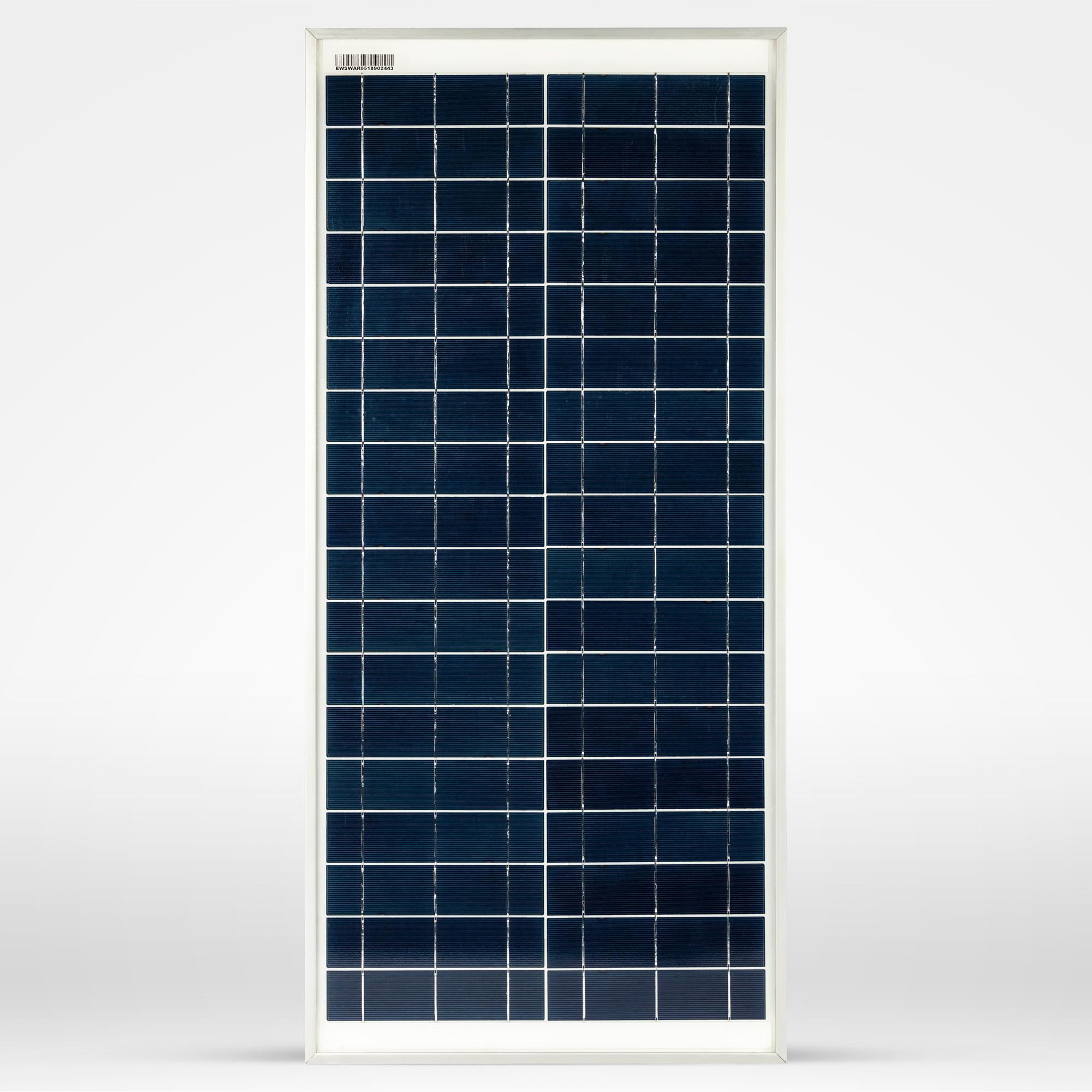 EWS-30P-I   Panneau solaire polycristallin 12V 30W