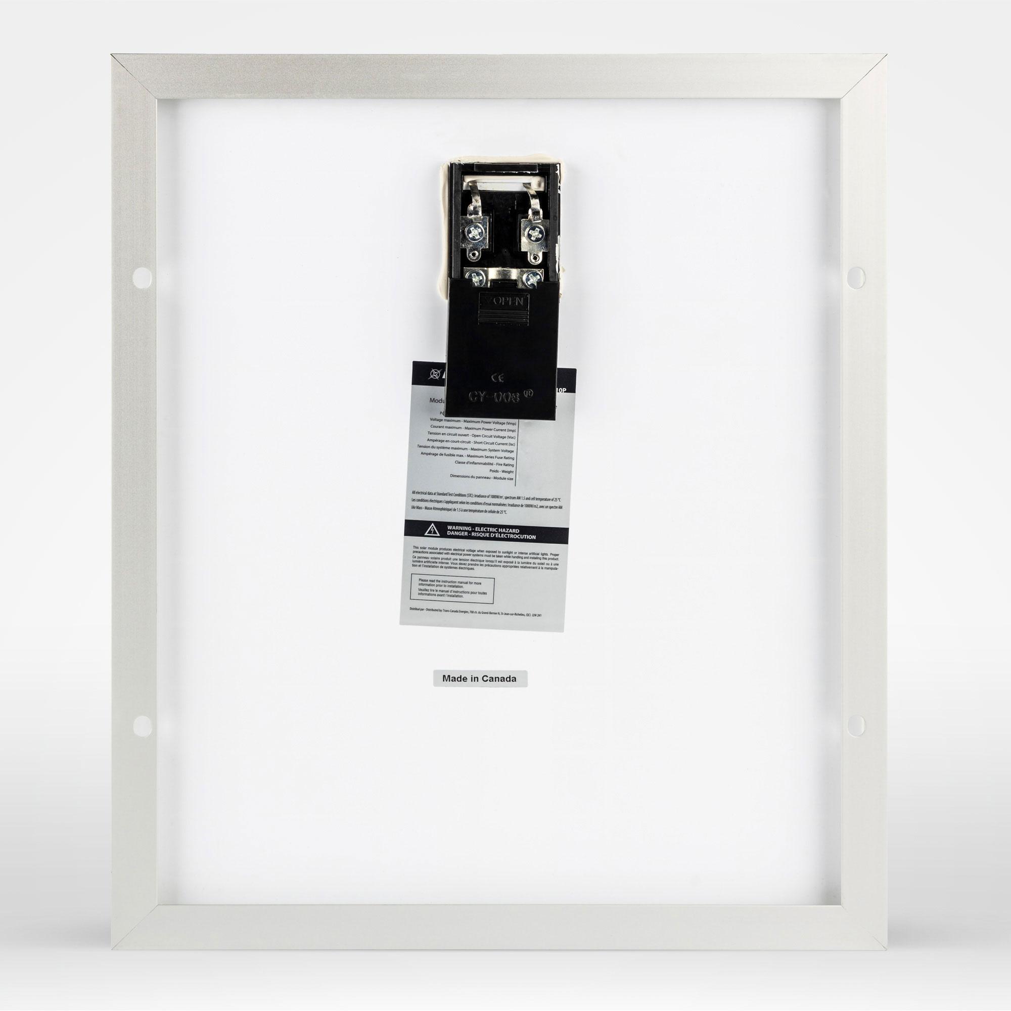 EWS-4.4P-C   Solar panel polycristalline 12V 4.5W