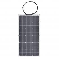 EWS-100M-FLEX-C   Solar panel flexible 12V 100W