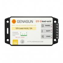 GV-5-LI-12.5V   CONTROLLER 12.5V 5A LI-ION MPPT GENASUN