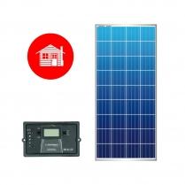 CH-150W-EWC Solar kit for cottage 12V 150W EWC