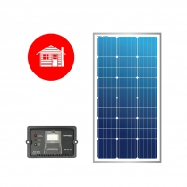 CH-90W-EWC Solar kit for cottage 12V 90W EWC