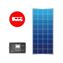 RV-150W-EWC Solar kit for RV 150W EWC