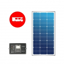 RV-90W-EWC Solar kit for RV 90W EWC
