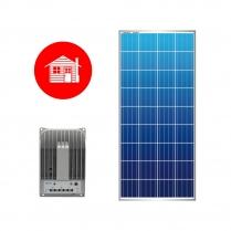 CH-150W-MPPT Solar kit for cottage 12V 150W MPPT
