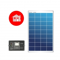 CH-100W-EWC01 Solar kit for cottage 12V 100W EWC