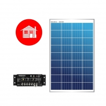 CH-100W-01 Solar kit for cottage 12V 100W