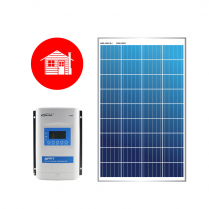 CH-100W-MPPT01 Solar kit for cottage 12V 100W MPPT