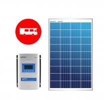 RV-100W-MPPT01 Ensemble solaire pour VR 12V 100W MPPT