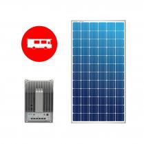 RV-210W-MPPT Solar kit for cottage 12V/24V 210W MPPT